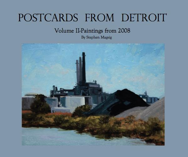 Ver Postcards from Detroit Vol II Softcover 2008 por By: Stephen Magsig