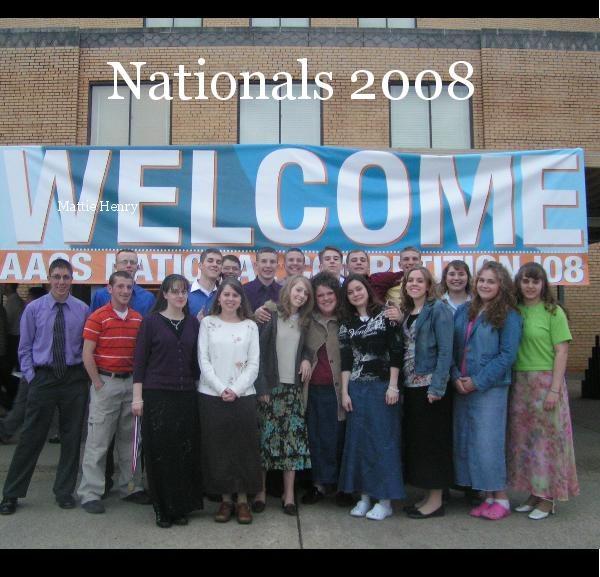 Click to preview Nationals 2008 photo book