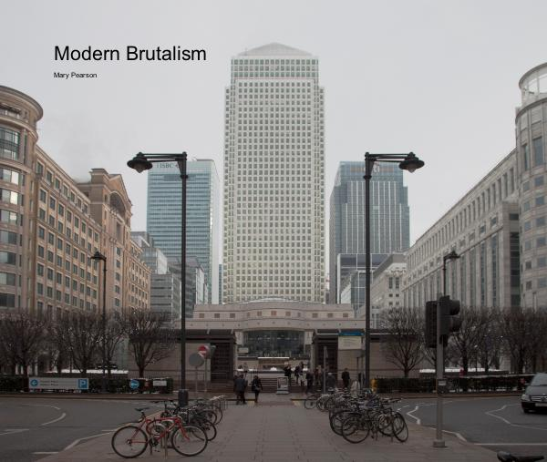 Click to preview Modern Brutalism photo book