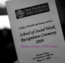 Stephanie Schroeder's MSW Graduation - Education photo book