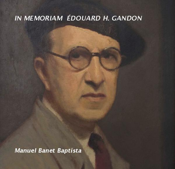Click to preview IN MEMORIAM ÉDOUARD H. GANDON photo book