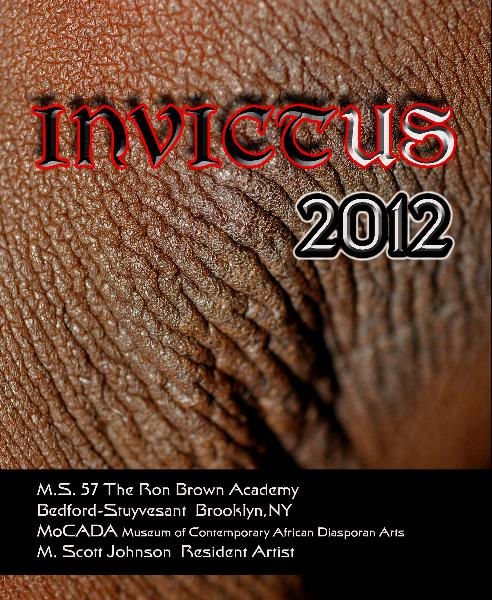 View INVICTUS 2012 by M. Scott Johnson and MoCADA (Museum of Contemporary African Diasporan Art