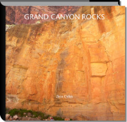 Click to preview GRAND CANYON ROCKS photo book