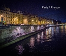Paris / Prague - Travel photo book