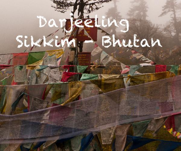 Click to preview Darjeeling Sikkim - Bhutan photo book