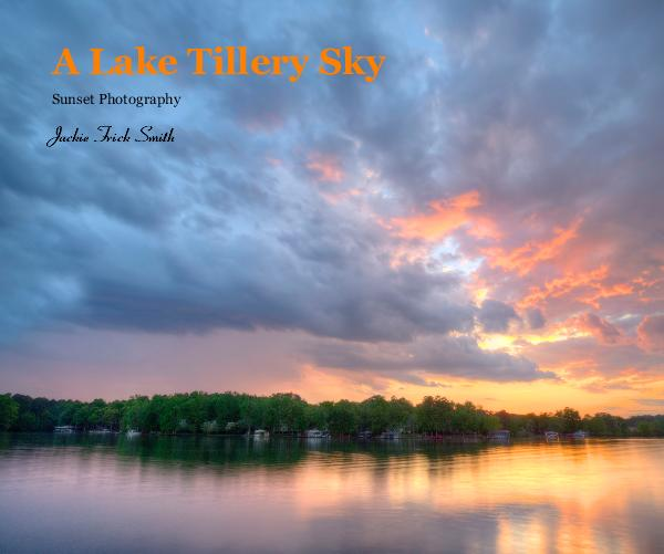Ver A Lake Tillery Sky por Jackie Frick Smith
