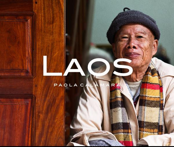 View Laos by Paola Calamara'