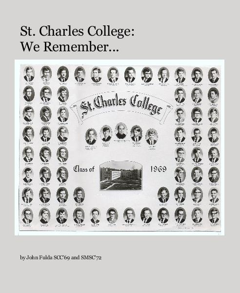Click to preview St. Charles College: We Remember... photo book