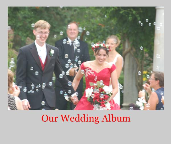View Our Wedding Album by Paul and Andi's Wedding Album