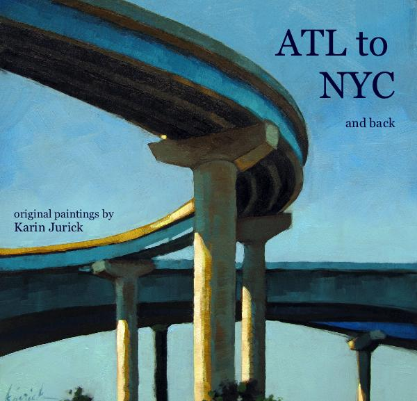 View ATL to NYC and back by Karin Jurick