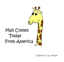 Mail Comes Today From America, as listed under Children