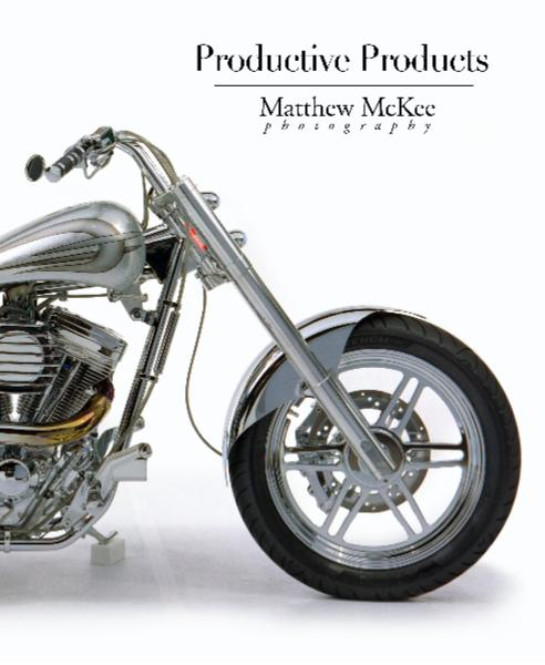 Click to preview Productive Products photo book