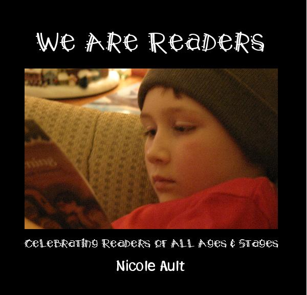 View We Are Readers by Nicole Ault