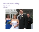 Dan and Nicole's Wedding - Wedding photo book