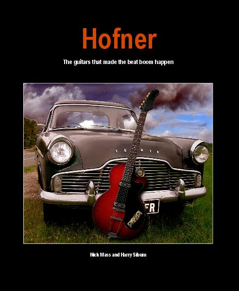 View Hofner by Nick Wass and Harry Sibum