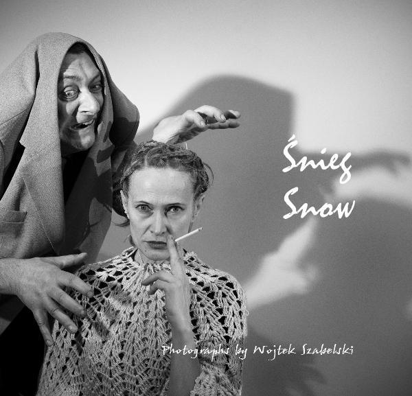 View Śnieg / Snow by Wojtek Szabelski