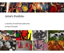 Artist's Portfolio, as listed under Portfolios
