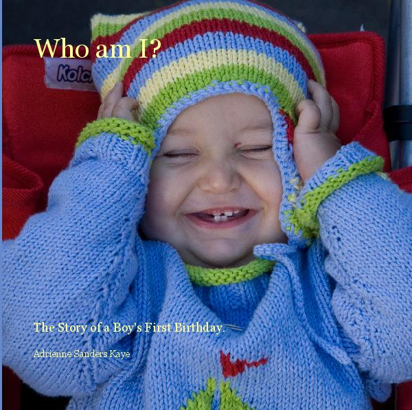 Click to preview Who am I? photo book