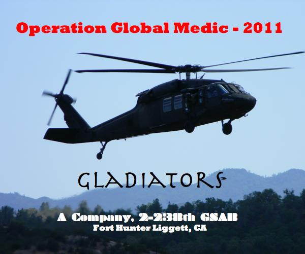 Ver Operation Global Medic - 2011 por CW4 (Ret) Garland D Williams