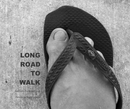 LONG ROAD TO WALK - Travel photo book
