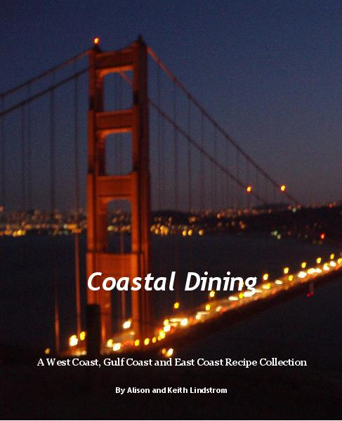 View Coastal Dining by Alison and Keith Lindstrom