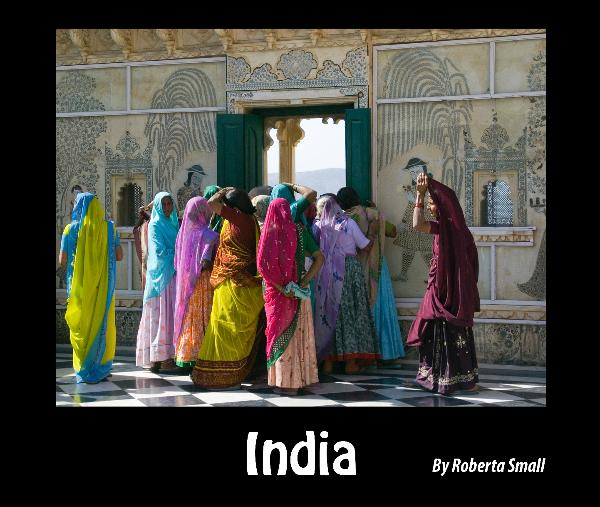 View India by Roberta Small