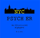 NYC Psych ER-- An Illustrated Alphabet, as listed under Comics & Graphic Novels