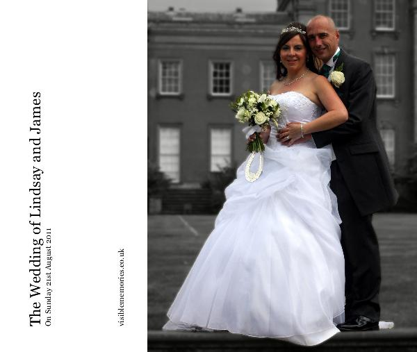 Click to preview The Wedding of Lindsay and James On Sunday 21st August 2011 photo book