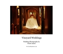 Vineyard Weddings, as listed under Wedding