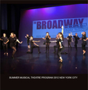 The Broadway Experience 2012 - Education photo book
