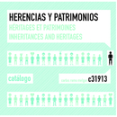 Herencias y Patrimonios, as listed under Arts & Photography