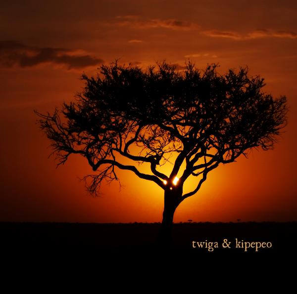 View twiga & kipepeo by Marie and Alistair Knock
