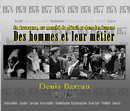 Des hommes et leur métier, as listed under Arts & Photography