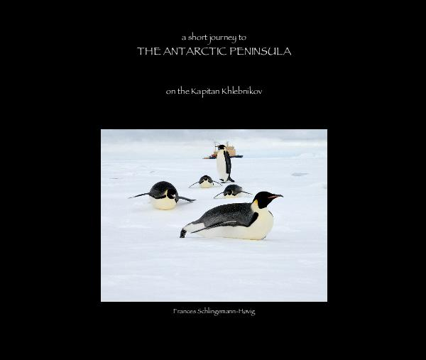 View a short journey to THE ANTARCTIC PENINSULA by Frances Schlingemann-Høvig