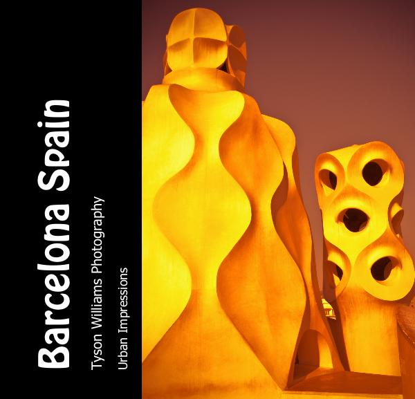 Click to preview Barcelona Spain - Urban Impressions photo book