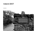 Ireland 2007 - photo book