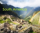 South America - Travel photo book