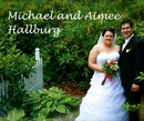 Michael & Aimee Hallburg - Wedding photo book