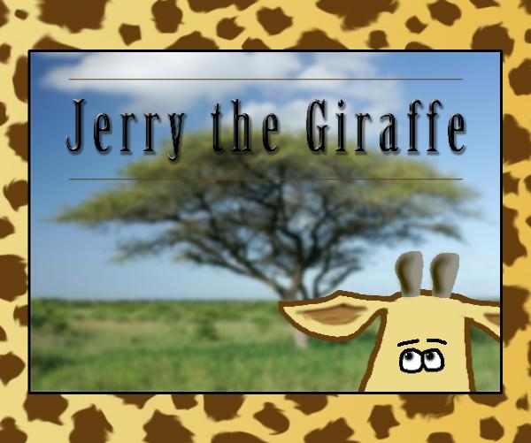 Ver Jerry the Giraffe por Reed Finlayson