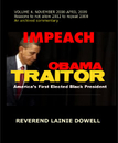 IMPEACH OBAMA TRAITOR VOLUME 4. NOVEMBER 2008-APRIL 2009, as listed under Religion & Spirituality