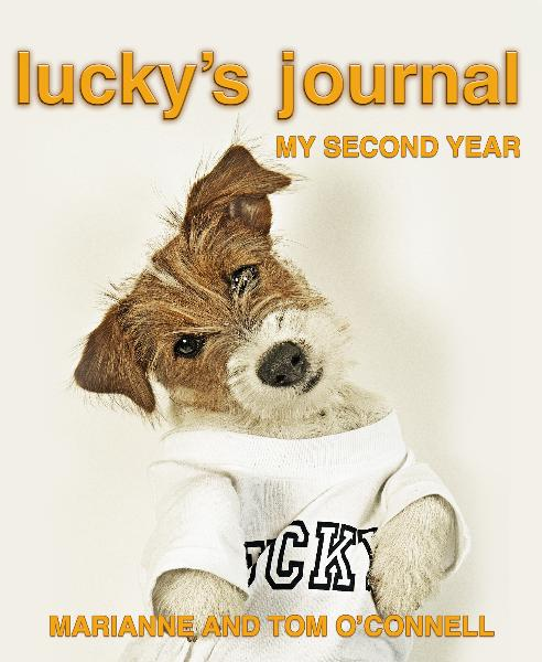 View Lucky's journal by Tom & Marianne O'Connell