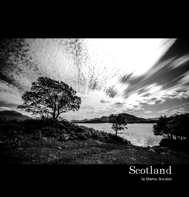View Scotland by Martin Simmler