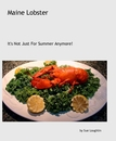 Maine Lobster - Cooking photo book