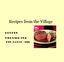 Recipes from the Village-Sauces, as listed under Cooking