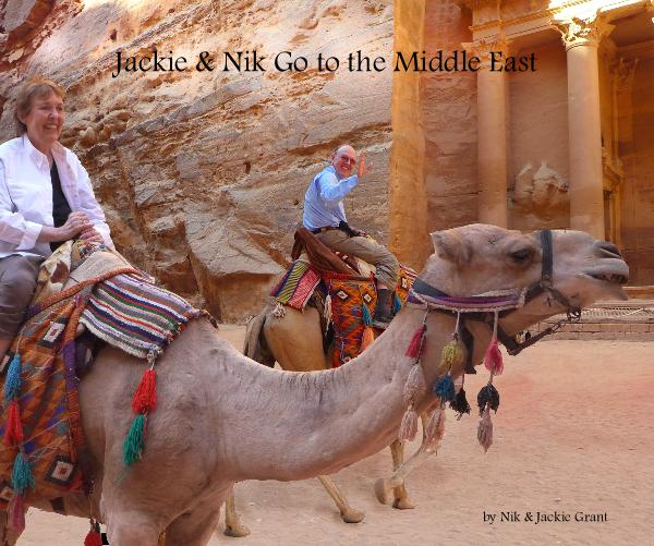Click to preview Jackie & Nik Go to the Middle East photo book