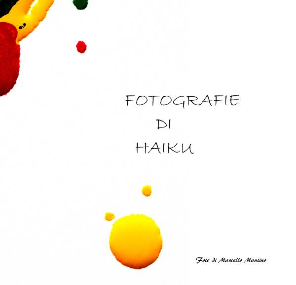 Click to preview FOTOGRAFIE DI HAIKU photo book