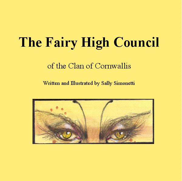 Click to preview The Fairy High Council photo book