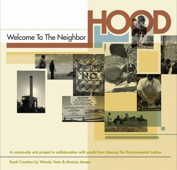 Click to preview Welcome To The NeighborHOOD Volume #1 photo book