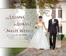Liliana & Lukasz Kilian - Wedding photo book