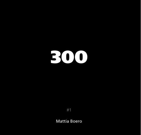 View 300 by Mattia Boero